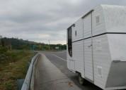 Excelente casa rodante camper remolque trailers - remolques