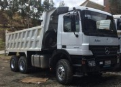 Vendo volquete actroz 3343 trailers - remolques