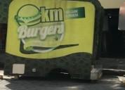 Excelente food trock trailers - remolques