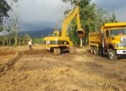 Movimiento de tierras servicios construparedes.