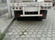 Plataforma para mini traileres trailers - remolques