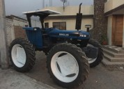Ford new holland 7610 4x4 trailers - remolques