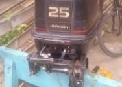 Motor johnson 25 hp barcos y lanchas