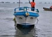 Excelente lancha de pesca 8 50 barcos y lanchas