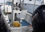 Bote de pesca deportiva barcos y lanchas
