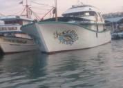 Se vende barco de 110 toneladas barcos y lanchas, contactarse.
