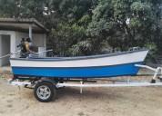 Vendo bote con remolque barcos y lanchas, contactarse