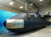 Fabrico minisubmarinos