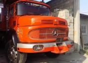 Excelente volqueta mercedez benz 1984 en guayaquil