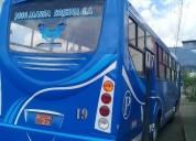 Excelente bus mercedes benz en pillaro