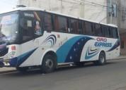 Bus mercedes benz 2006.