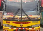 Vendo bus mercedes benz ano 2010