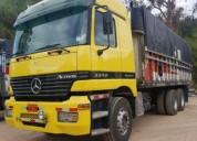 Camion mercedes benz 3348 en cuenca