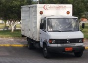 Camion mercedes 2002 furgon en rumiñahui