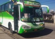 Vendo bus por cambio de unidad