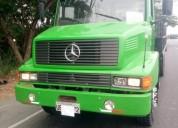 camion mercedes benz 1218 en latacunga