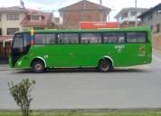 Se vende un bus en perfecto estado
