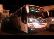 Excelente bus mercedes benz 1721 59 ano 2007
