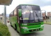 Se vende un bus en chordeleg