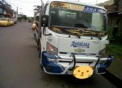 Camion de uso personal en milagro