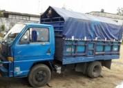 camion chevrolet isuzu nkr 1991 de 4 ton en santo domingo