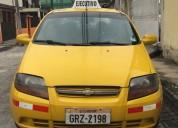 Venta taxi ejecutivo del ano 2011