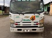 Vendo excelente camion chevrolet nqr 2011 en santo domingo