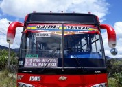 Vendo bus por motivo de cambio