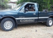 Camioneta chevrolet luv 4x4 1990 en guayaquil