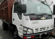 Vendo hermoso camion nkrii en quito