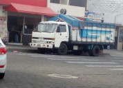 Se vende este camion en ibarra