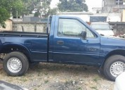 Camioneta chevrolet luv 4x2 1991 en guayaquil