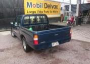 Vendo o cambio con furgoneta en tulcán