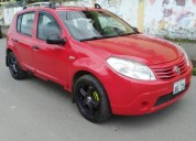 Renault sandero 1 6 ano 2010 negociable en quevedo