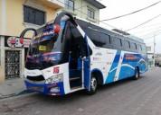 Bus intraprovincial coop posorja