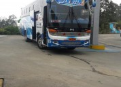 Excelente bus hino ak 2011 silver plus en pujilí