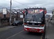 Excelente bus hino ak en ambato