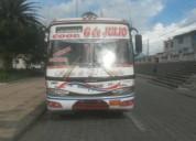 Excelente bus hino gd en cotacachi