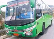 Vendo bus urbano en loja