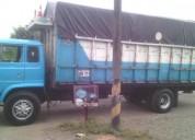 Camion hino en milagro