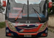 Excelente bus hino fg 2009 en santo domingo