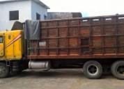 Se vende una camion tipo mula