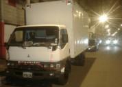 Vendo excelente camion mitsubichi canter ano 2002 en santa rosa