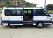 Venta de excelente furgoneta mitsubishi en guayaquil
