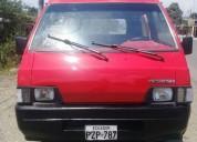 Vendo excelente furgoneta en coronel marcelino maridueña
