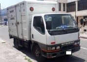 camion mitsubishi en quito