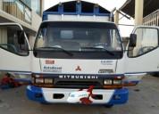 Vendo excelente camion mitsubishi canter en latacunga