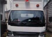 Vendo excelente camion mitsubishi ano 2007 30 000 en mejía