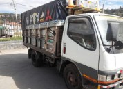 Mitsubishi canter 3 toneladas en gualaceo