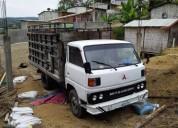 Vendo excelente camion mitsubishi excelente estado en esmeraldas